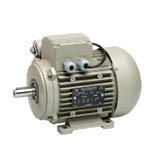 الکتروموتور تک فاز رله ای آلومینیومی 3000دور الکتروژن CR-1.5hp B3-80