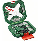 ست 34 عددی Bosch X-line 2607010608