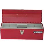 جعبه ابزار دستی 48 سانتی با سینی اکرافت TBH101