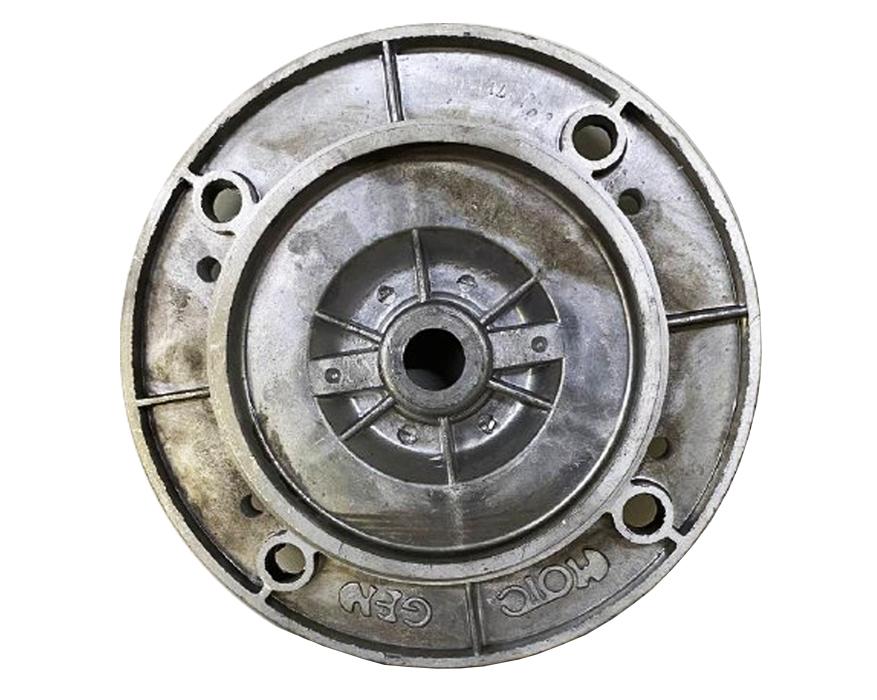 فلنج آلومینیومی الکتروژن سایز فریم 100 مدل B5