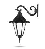 چراغ دیواری شب تاب مدل چتری شاخه سناتور سرازیر