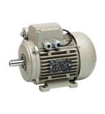 الکتروموتور تک فاز رله ای آلومینیومی 1500دور الکتروژن CR-1.5hp B3-90