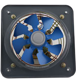هواکش فلزی خانگی 15 سانت دمنده VMA-15C2S