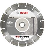 صفحه الماسه حرفه ای جهت بتون 2608602200  Bosch 230mm