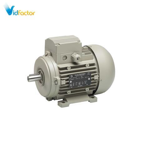 الکتروموتور سه فاز الکتروژن مدل 1500 دور 1.6hp B3-63fr