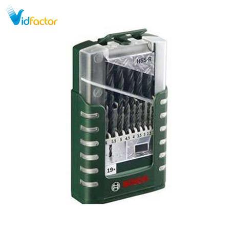 ست مته فلز Bosch HSS-R  2609255131