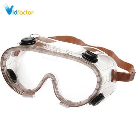عینک ایمنی ضد اسید و گردوغبار مدل Parkson SG-234-51